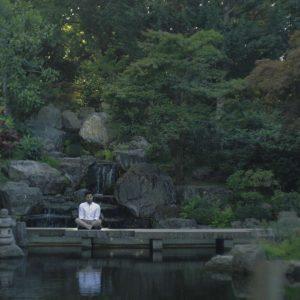 Amar Meditating 2